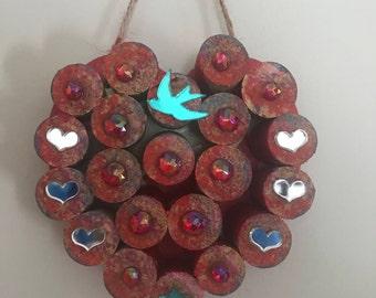 Cork hearts - Soar