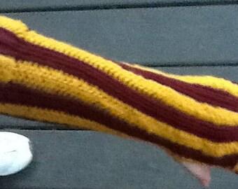 Quidditch Gloves (Fingerless Gloves)