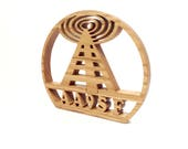 Ham Radio Call Sign Tower, Personalized Amateur Radio Call Sign, Large