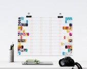 2018 Wall Planner, Large ...