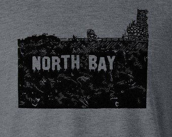 North Bay Hollywood Unisex T-shirt