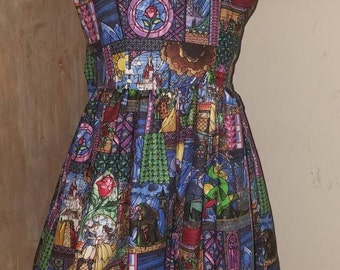 Disney 50's Style Dress