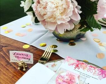 Wedding Favor Candy Boxes