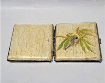 Cigarette case metal, Metal cigarette case, Cigarette case,Cigarette case metal box,Cigarette case for man,Gift cigarette case,Gift case,