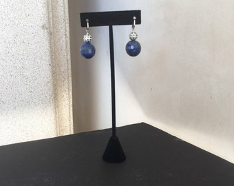 Lapis Lazuli Earrings by Dobka