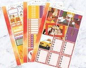 PRE-SALE! Friends Essentials Kit (Glam Planner Stickers for Erin Condren Life Planner)