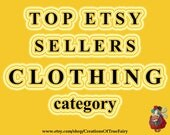 Top Etsy sellers in CLOTHING category Top selling clothing shops Most popular dress shirts robes shops Best selling clothing shops