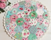 a most lovely hexie doily