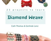 Diamond Weave - Electronic version - book - Low resolution - PDF - instant Download