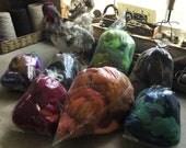 Bits O' Bobb, bottom of the basket bargains for Needle Felting and Fiber Arts