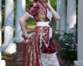 Steampunk Wedding Dress | Victorian Dreams | Unique Wedding Dress, Victorian Wedding Dress, Romantic Wedding Dress, Victorian Gown