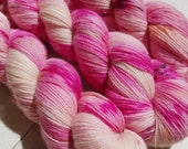 Holes In Your Heart - Unicorn Sock - BFL/Nylon Blend