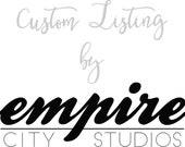 Custom Listing for Heidigartman