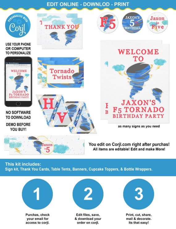 Tornado Banners Multicultural Banners