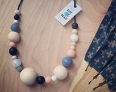 """Teething necklace """"O-Ball"""""""