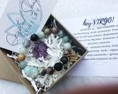 Small Virgo Gift Box - Monthly Zodiac