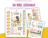 The Bible Sisterhood Bible Journaling Digital Download Printable