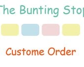 Reserved - Customer order - FALL IN LOVE banner