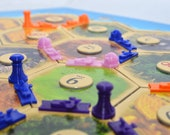 Star Wars' Tatooine themed Settlers of Catan 3D Printed Upgrade Pieces