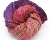 Pre-order #titsoutcollective Hand Dyed British 4ply BFL & Masham Wool Yarn