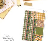 Thankful Decorative Washi Planner Stickers