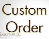 Custom order: Bro Code Book