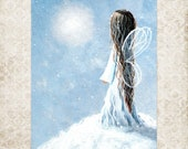 Angel Art To Print, Christmas Fairy, Angel Art, Christmas, Holiday Crafts, Cute Angel Art, Angel Artwork, Winter, Collage Sheets, Download
