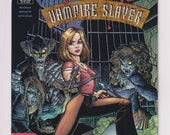 Buffy the Vampire Slayer; Vol 1, 1, First Printing, Modern Age Comic Book. NM- (9.2). September 1998. Dark Horse Comics