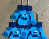 RESERVED LISTING for Erin Lewis - Blues Clues Bags