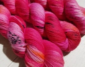 If I Want Exposure, I'll Get My T*ts Out (For The Girls) - Unicorn Sock - BFL/Nylon Blend