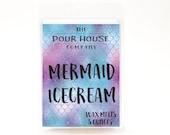 Mermaid Icecream Scented Wax Melts