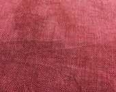 1/8 yard 28 count Sweeney Red linen by From the Cauldron
