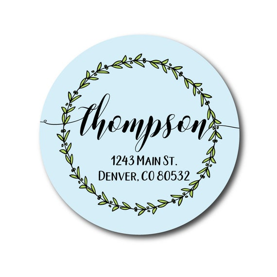 christmas address labels return address label christmas stickers