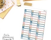 Shine Assorted Label Planner Stickers
