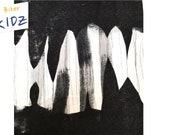 Lillestoff Slubjersey Bio, 16.87Euro/m, Bio-SlubJersey Rapport schwarz weiß, biberkidz, jersey, weiss, rapport, panel, 1Rapport=Stückzahl1