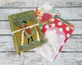 Garden Medley Junk Journal With Ephemera Bundle