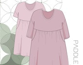 The Carson Dress PDF Pattern Sizes XS-XXL - Now Updated!