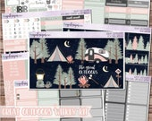 Great Outdoors Weekly Kit | Summer Planner Stickers | ECLP | Happy Planner | Recollections Planner | Weekly Planner Stickers