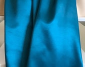 Long silky satin blue turquoise scarf, blue scarf, blue scarves, women's scarves, gifts for women, bridal