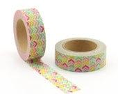 Colorful Arrow Washi Tape - Craft Supplies - Scrapbooking - Planner Stickers - Erin Condren - Bujo Planner - Bible Journaling