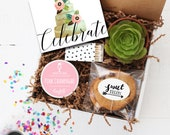 Celebrate Gift Box - Congratulations Gift | Birthday Gift | Wedding Gift | Gift for Her | Best Friend Gift | Celebration Box