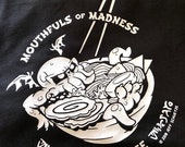 Mouthfuls of Madness Ramen House Tee GOLGOROTH EDITION PREORDER