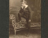 Antique photo lot of 30 plus cabinet photos, Cdv, tin photos and snapshots 1900s thru 1920s