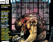 Single Issues: It Came Out On A Wednesday #1 (Alterna Comics, 2018) horror sci-fi fantasy double-sized ongoing anthology newsprint comic