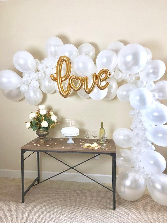 Balloon garland diy kitpick your colorsbirthday party decor il570xn junglespirit Gallery