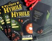 HYRULE Taste of the Wild: BOTW cooking fanzine