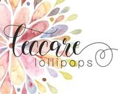 Custom order for Lindy // 30 Lollipops // Ship Date June 29th