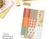 Sweater Weather Add-On Headers, Pattern Headers, and Date Cover Planner Stickers