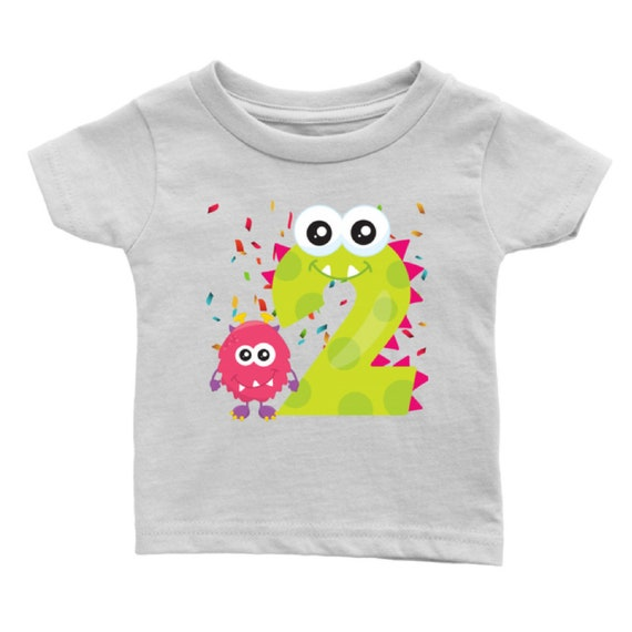 Monsters Baby T Shirt