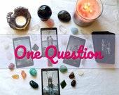 Tarot & Rune Reading: One Question